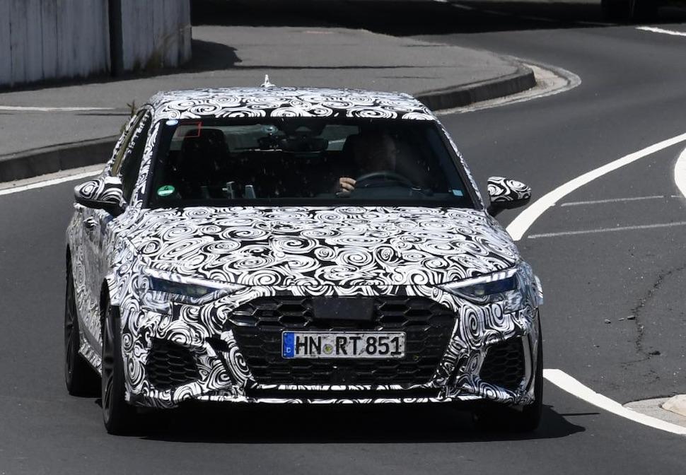 Keiharde pk aantallen Audi RS3 zijn genoemd – Autoblog.nl