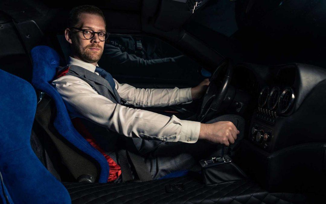 Niels van Roij vindt zijn eigen Breadvan 'geen schoonheid' – Autoblog.nl