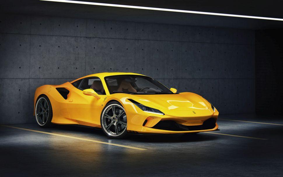 Ferrari F8 door Wheelsandmore kan een Veyron bijhouden – Autoblog.nl