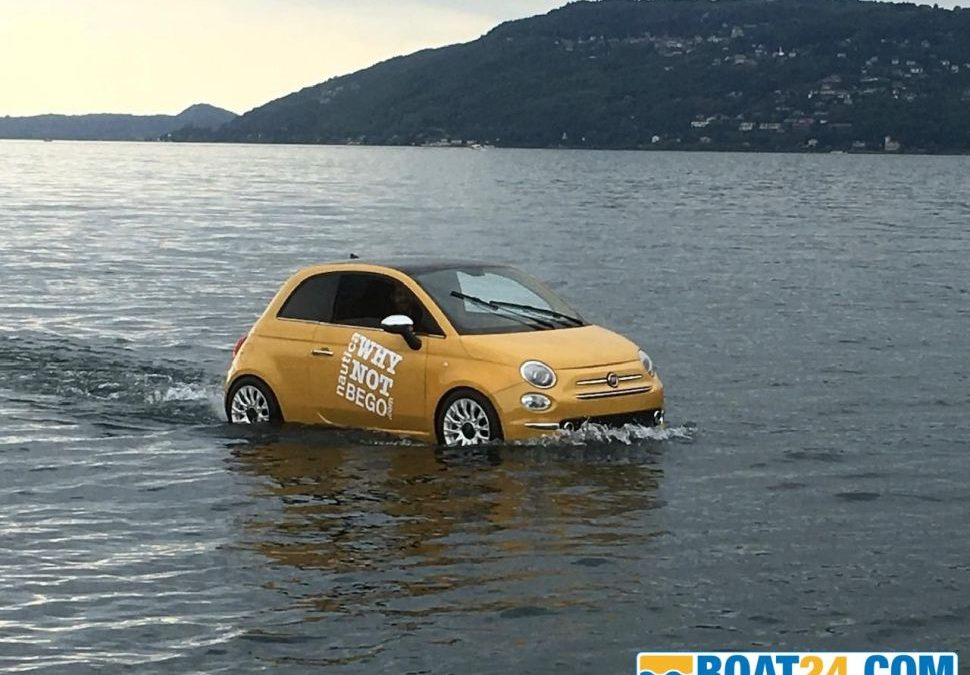 Deze Fiat 500 occasion lijkt bijzondere gaven te hebben – Autoblog.nl