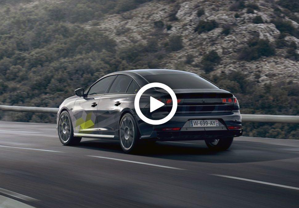 Video – Peugeot 508 PSE doet een rondje Le Mans – Autoblog.nl