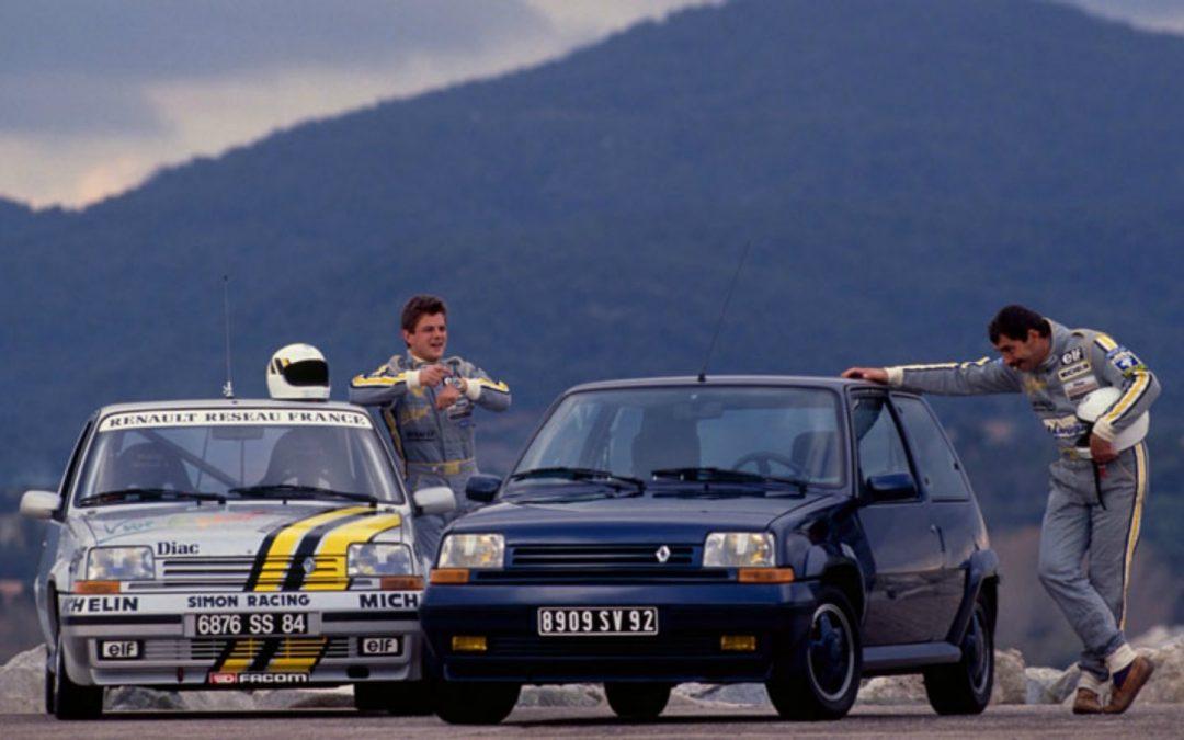 Alle snelle Renault 5's op een rij! – Autoblog.nl