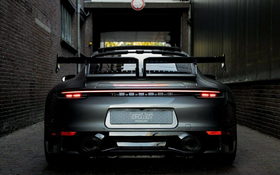 TechArt 911 van Wou…euhm La Fuente te koop voor 'weinig' – Autoblog.nl