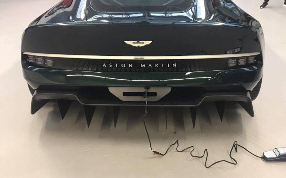 Aston Martin Victor aangekomen bij Belgische dealer – Autoblog.nl