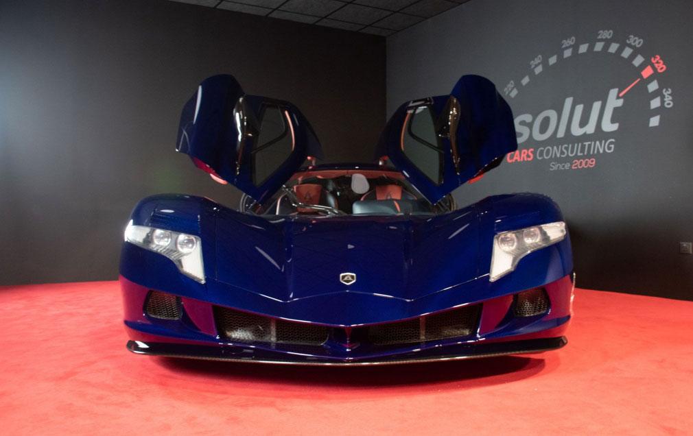 Dit is de duurste Japanse auto aller tijden – Autoblog.nl