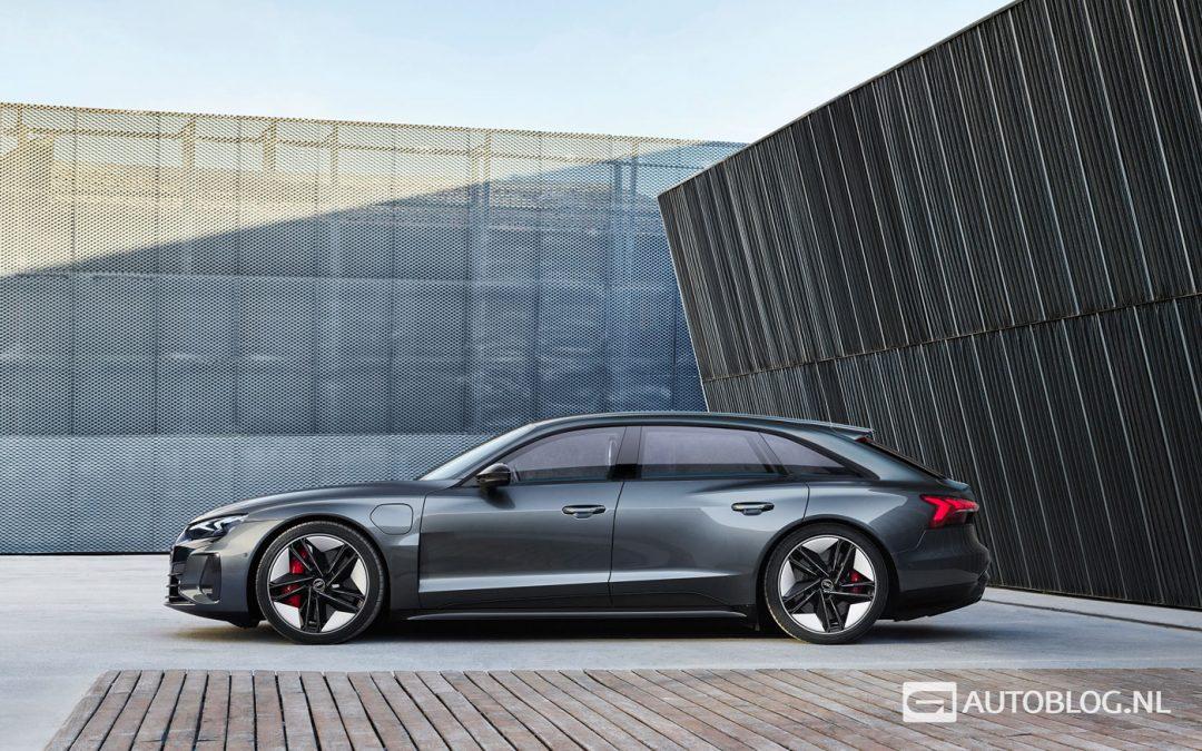 Gaat Audi met een e-tron Avant komen? – Autoblog.nl