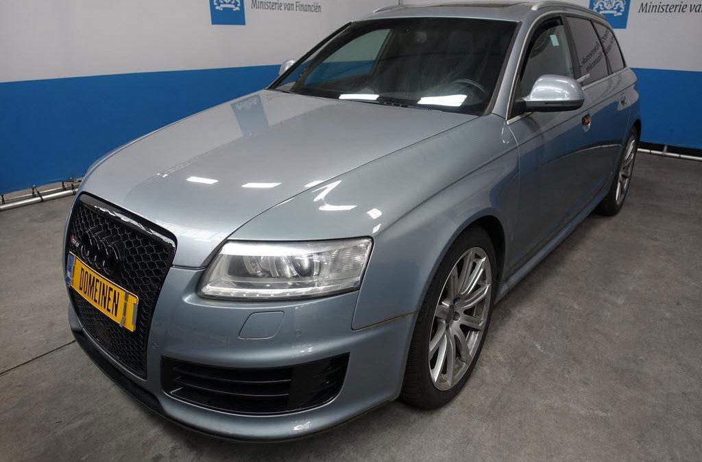 Deze Audi RS6 is één groot vraagteken – Autoblog.nl