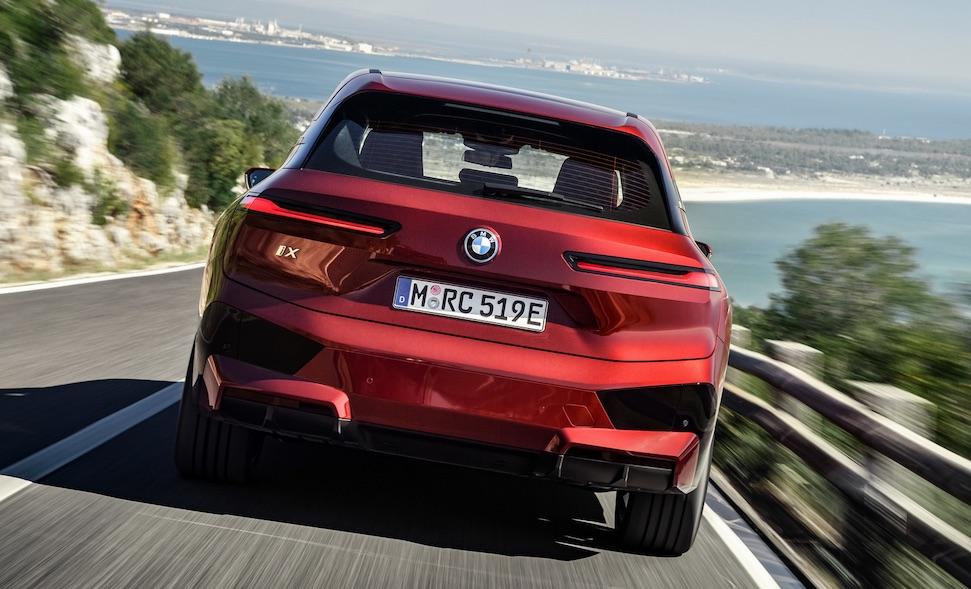 Großartig! De BMW iX komt pas later – Autoblog.nl