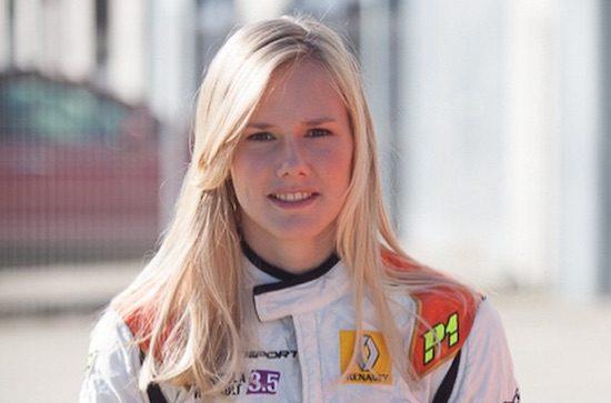 Beitske Visser: ook vrouwen kunnen in de Formule 1 rijden – Autoblog.nl