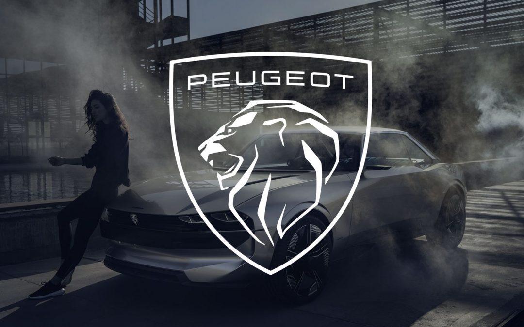 Peugeot zoekt het hogerop met een nieuw logo – Autoblog.nl