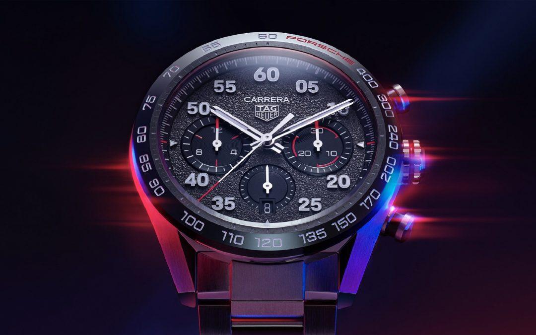 Nieuwe Porsche te duur? Misschien is dit horloge dan iets – Autoblog.nl