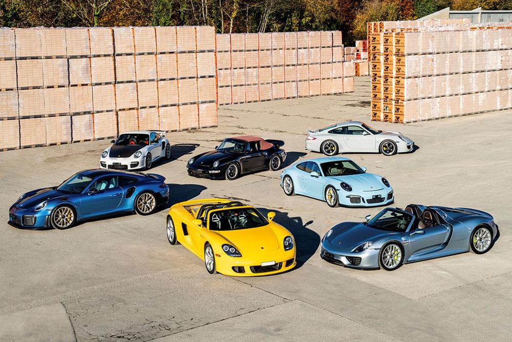 Is dit de ultieme Porsche-collectie? – Autoblog.nl