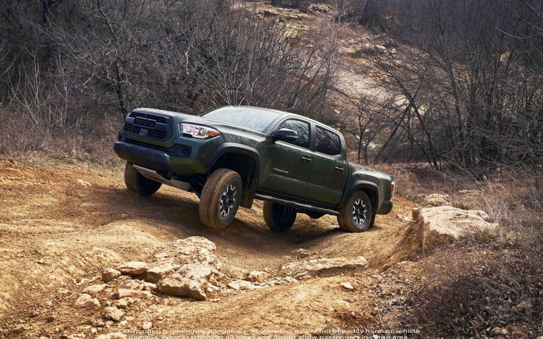Toyota tilt de Tacoma naar een nóg hoger niveau – Autoblog.nl