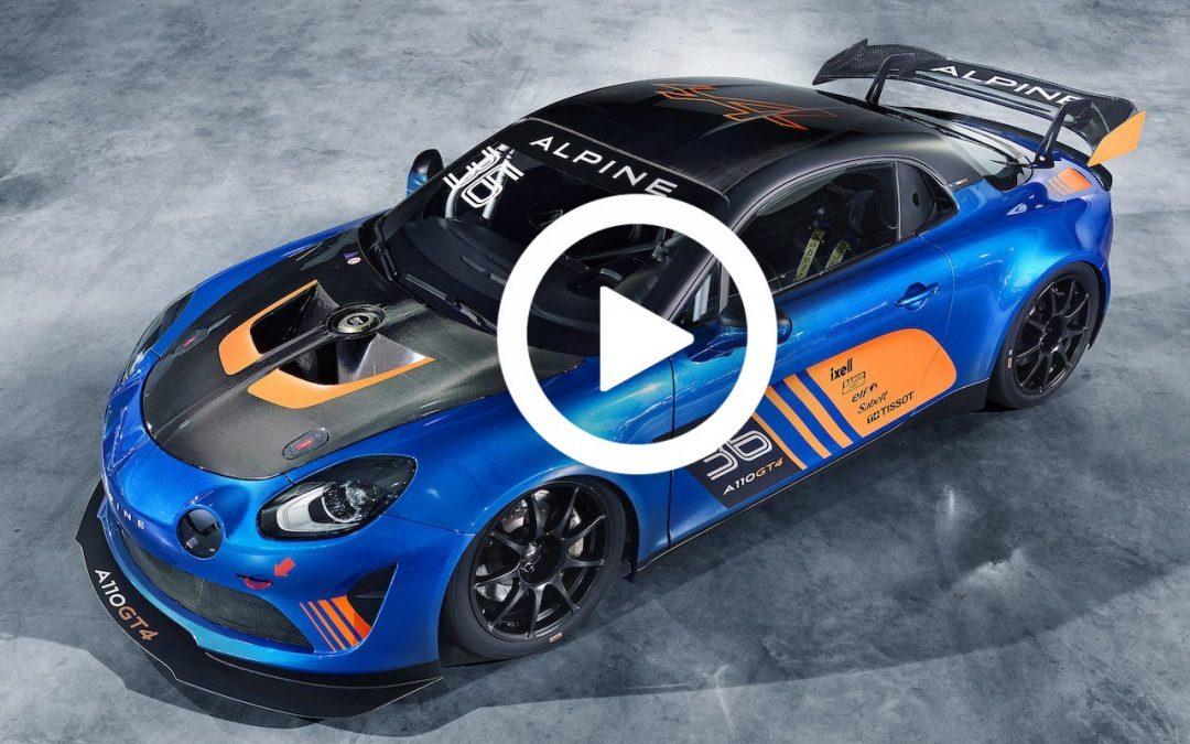 Video: Zo bruut kan een Alpine A110 zijn! – Autoblog.nl
