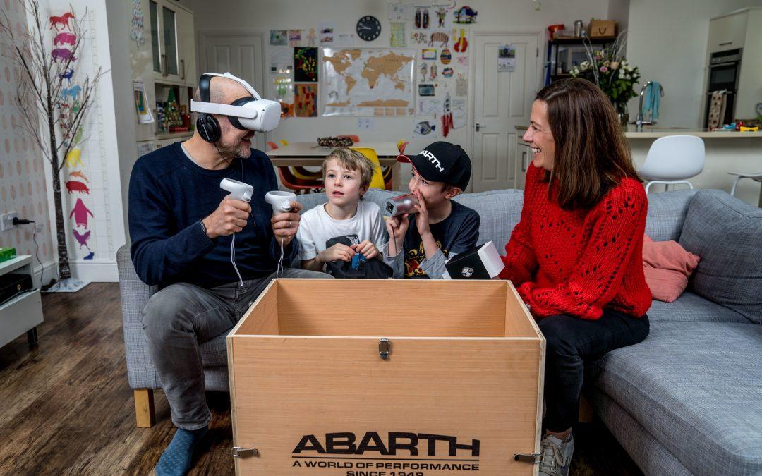 Abarth laat zien hoe een proefrit ook tijdens lockdown kan – Autoblog.nl