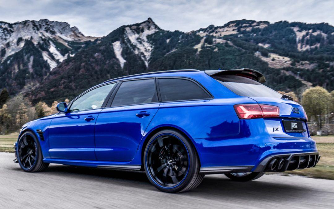 Dít zijn de 8 gaafste ABT Audi's op een rij – Autoblog.nl