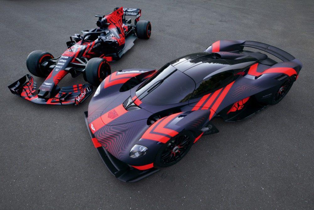 """Aston Martin Valkyrie klaar in midden 2021"" – Autoblog.nl"