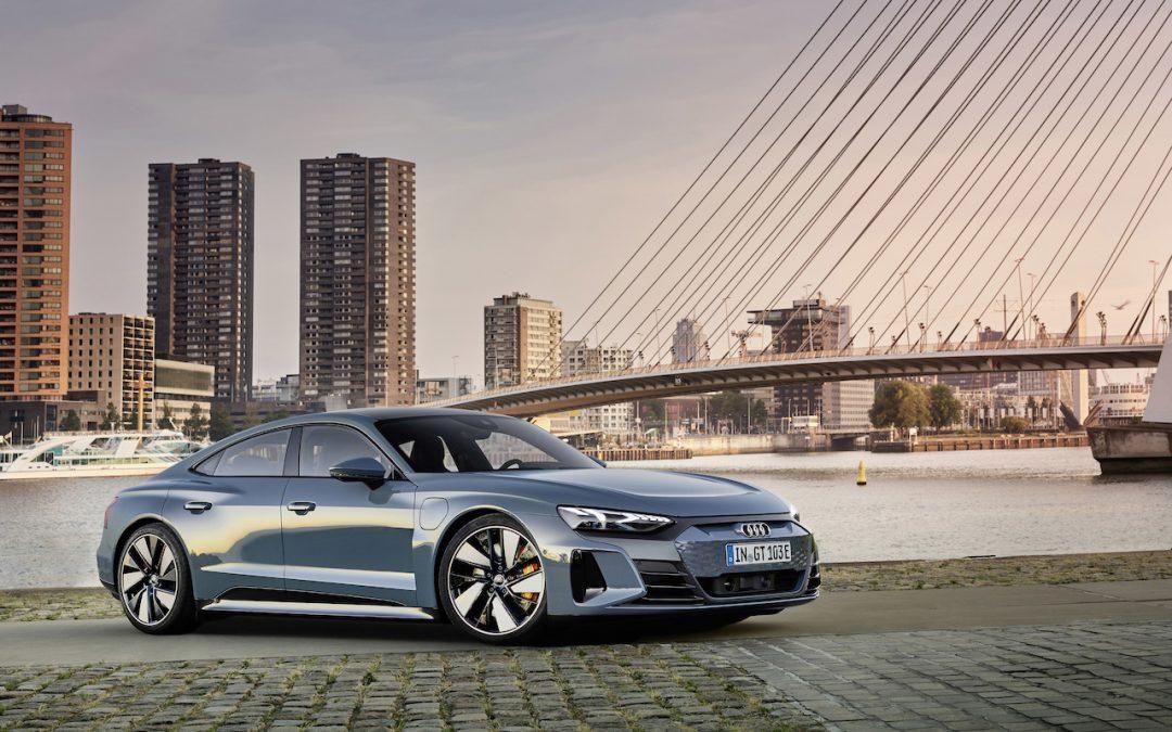 Audi: actieradius elektrische auto's gaat afnemen in de toekomst – Autoblog.nl