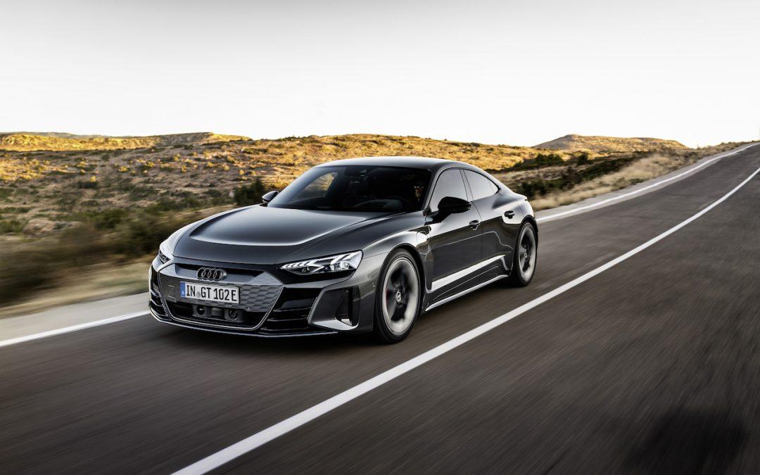De Audi (RS) e-tron GT is officieel heet – Autoblog.nl