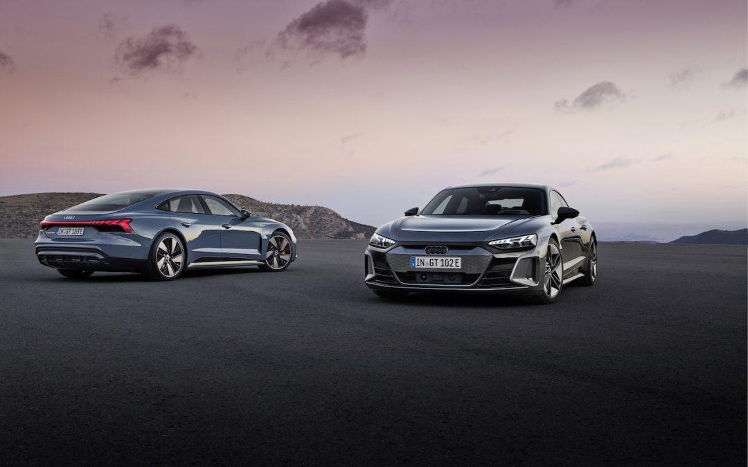 Dit is de échte prijs van de Audi e-tron GT – Autoblog.nl