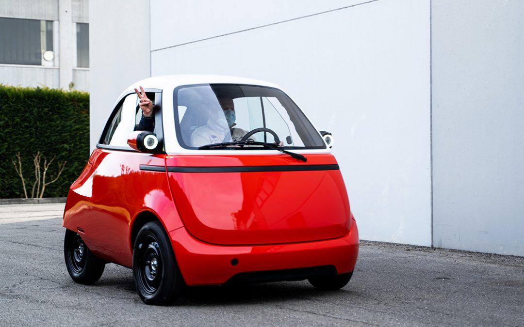 Elektrische Isetta-kloon is eindelijk weer een stapje dichterbij – Autoblog.nl