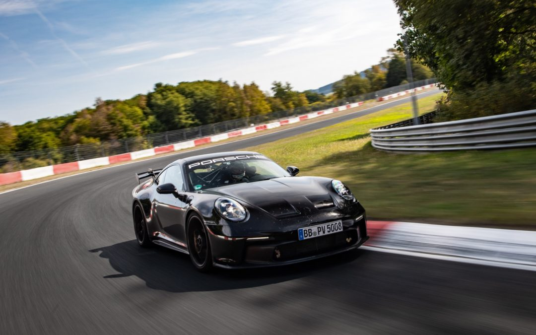 Video: de bizar snelle Nordschleife tijd van de GT3 – Autoblog.nl