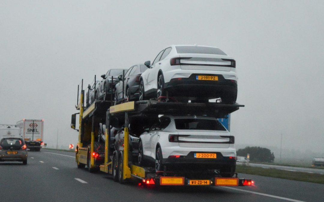 OV-mijders en pakketbezorgers redden de leasesector – Autoblog.nl