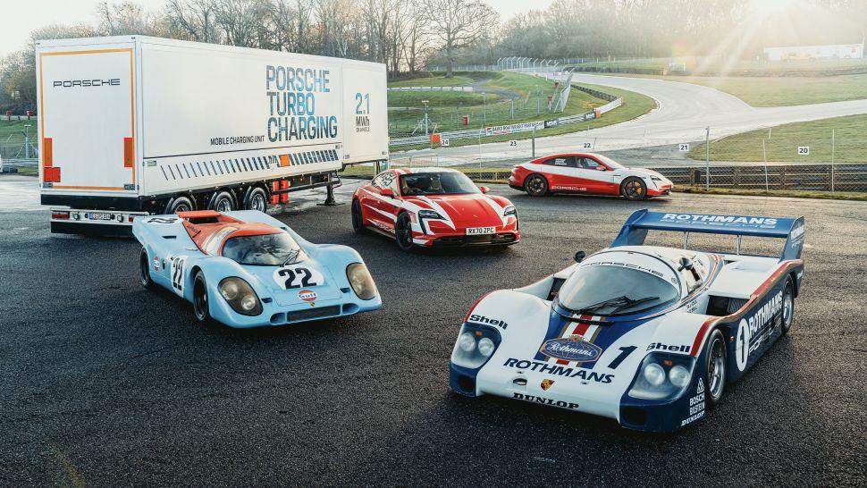 Porsche pakt een aantal records met de Taycan – Autoblog.nl