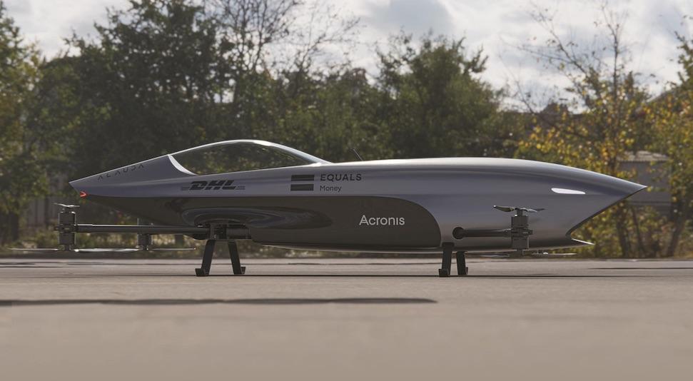 Hier, 's werelds eerste elektrische racevliegtuig – Autoblog.nl