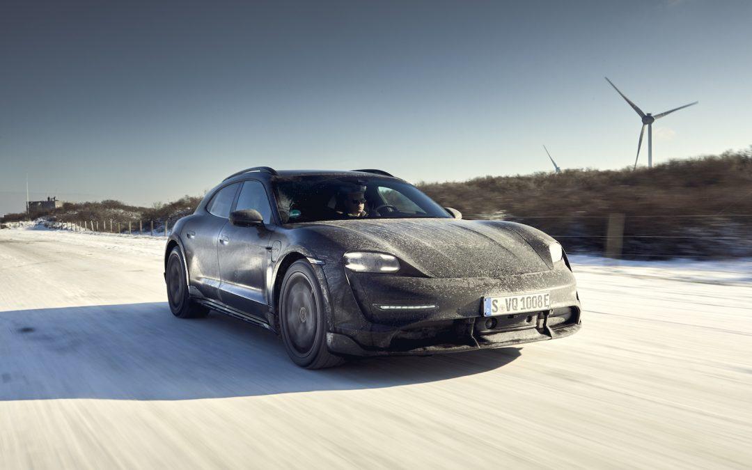 Porsche Taycan Cross Turismo rij-impressie – Autoblog.nl