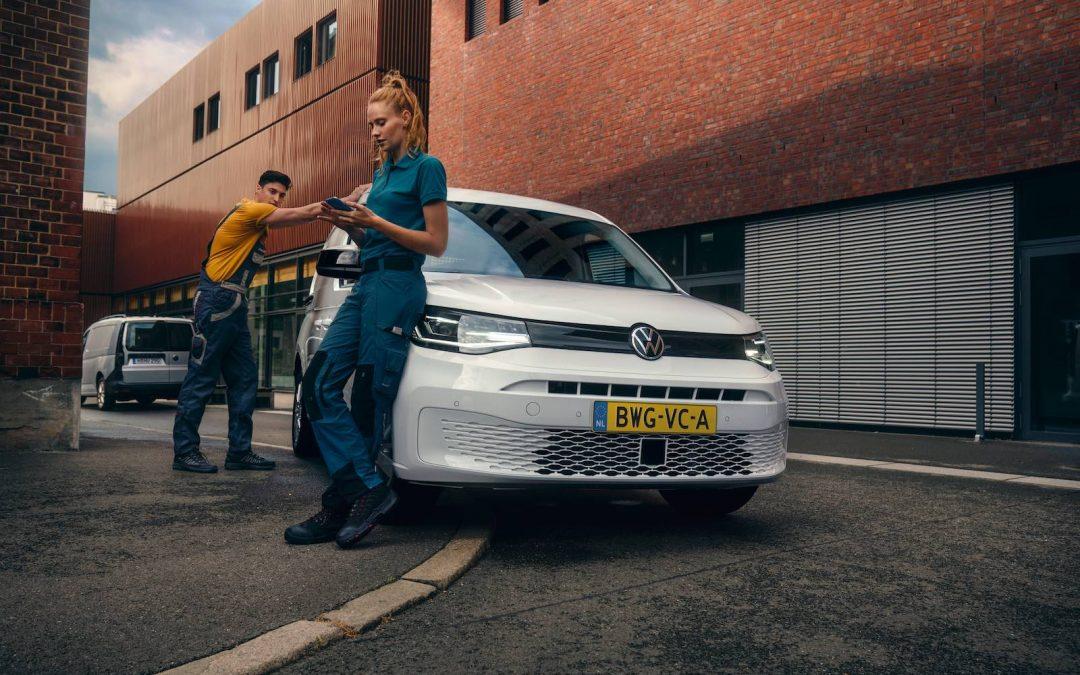 Vijf punten waarop de nieuwe Volkswagen Caddy Cargo scoort! – Autoblog.nl