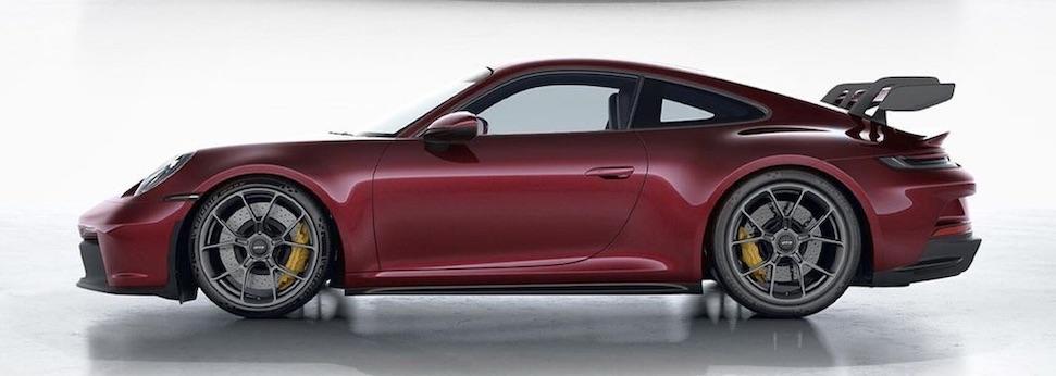 Kekke kleur op Porsche 911 GT3 maakt extreem hebberig – Autoblog.nl