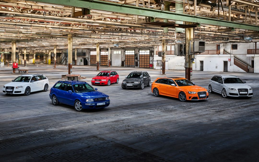 Audi zet een punt achter ontwikkeling verbrandingsmotoren – Autoblog.nl