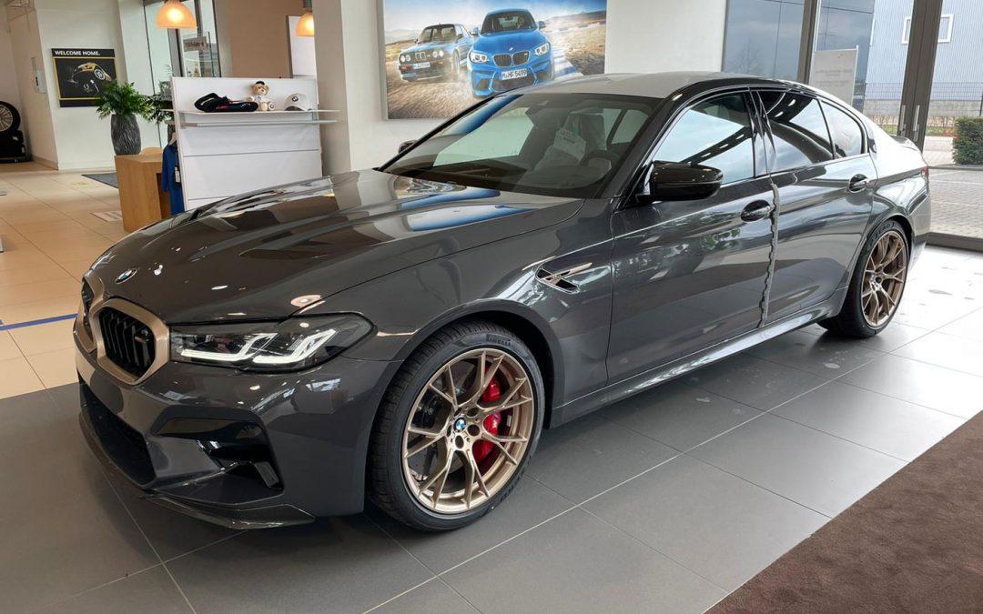 Dit is de eerste BMW M5 CS van Nederland – Autoblog.nl