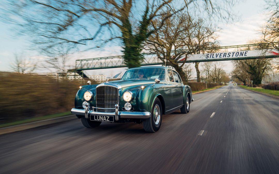 Dít is de eerste elektrische Bentley – Autoblog.nl