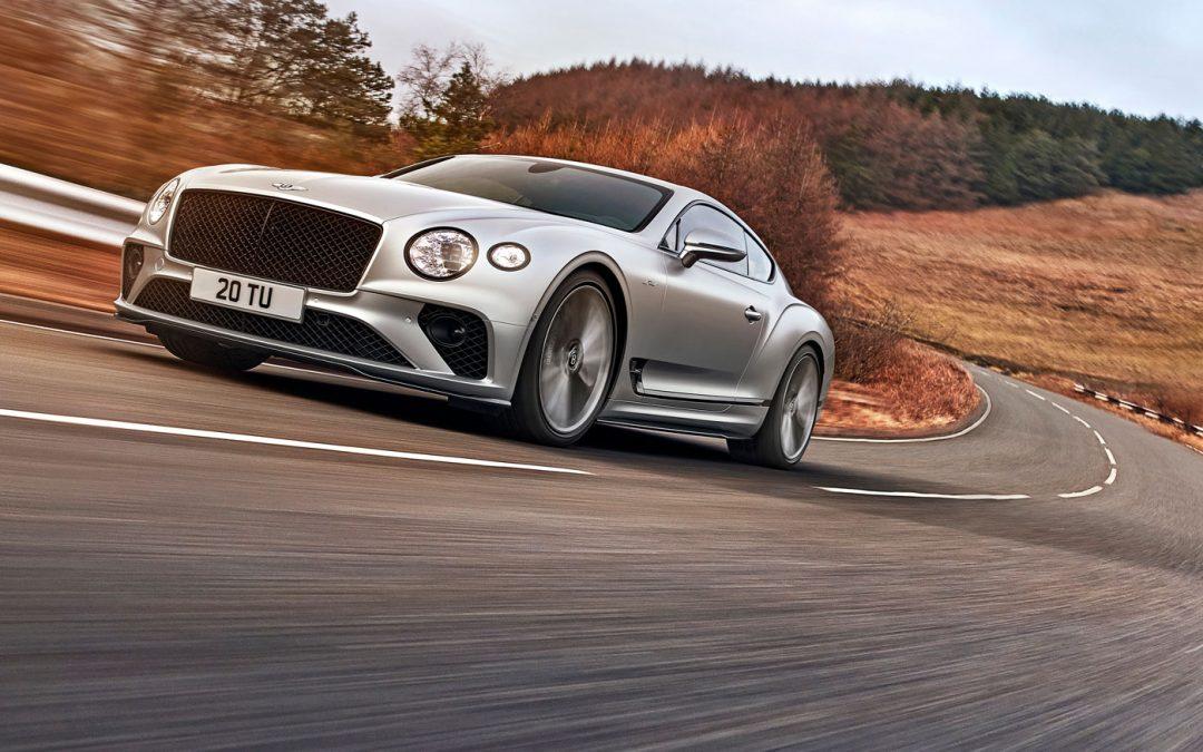 De Bentley Continental GT Speed is terug – Autoblog.nl