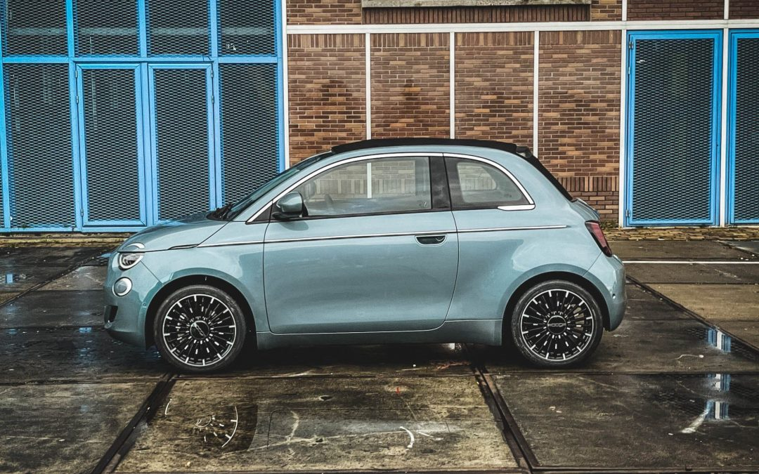 Fiat geeft je twee cent per kilometer als je in de 500e rijdt – Autoblog.nl