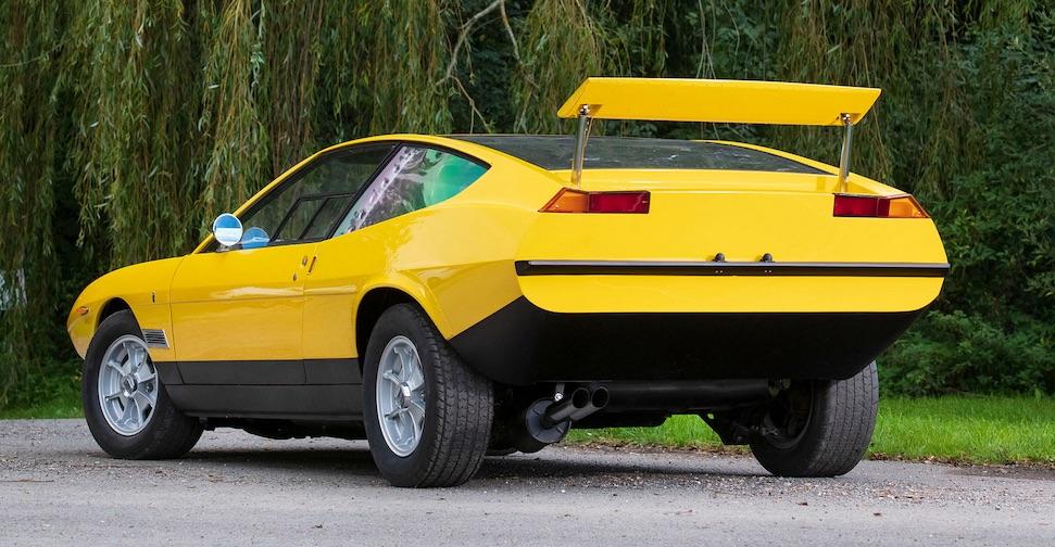 Deze Lancia met Nederlandse styling kende je nog niet – Autoblog.nl