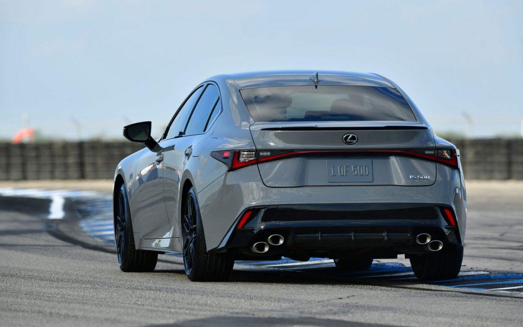 Deze Lexus IS 500 Launch Edition maakt jaloers – Autoblog.nl