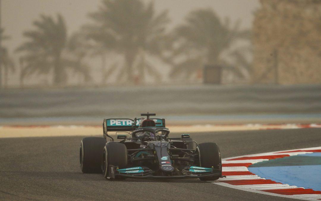 Eerste Formule 1-testdag: Verstappen op kop, Bottas laatste – Autoblog.nl