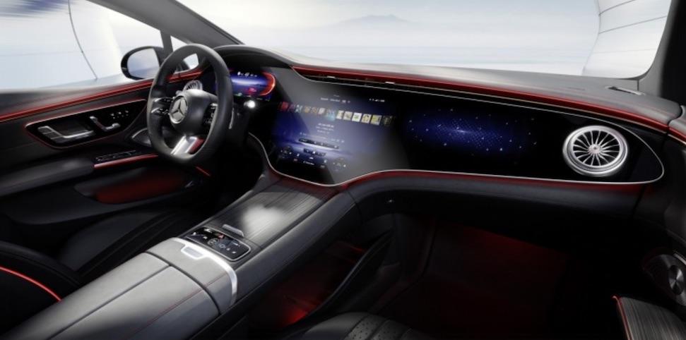 In beeld: de verschillende interieurs van de Mercedes EQS – Autoblog.nl