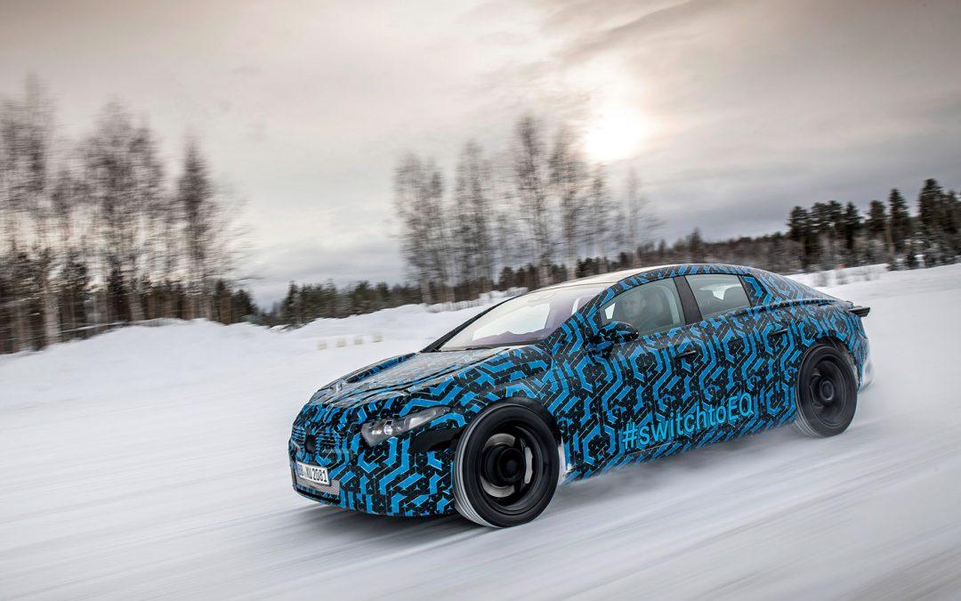 Mercedes EQS met 700 km range is nu alvast te reserveren – Autoblog.nl