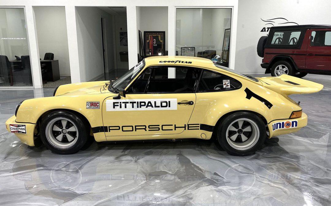 Ex-Escobar Porsche 911 RSR kost een vermogen – Autoblog.nl
