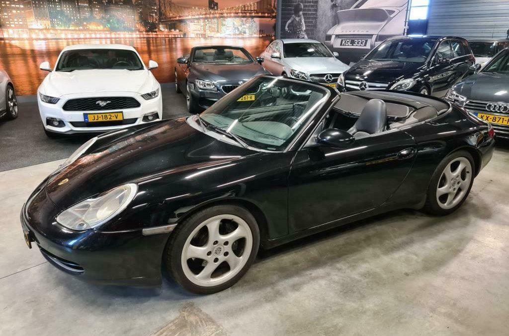 Deze Porsche 996 occasion heeft 375k gelopen, wie durft? – Autoblog.nl