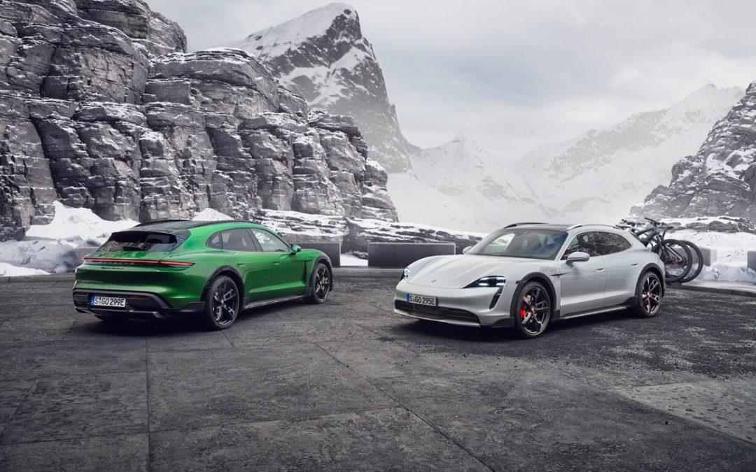 'Porsche overweegt nog meer varianten van de Taycan' – Autoblog.nl