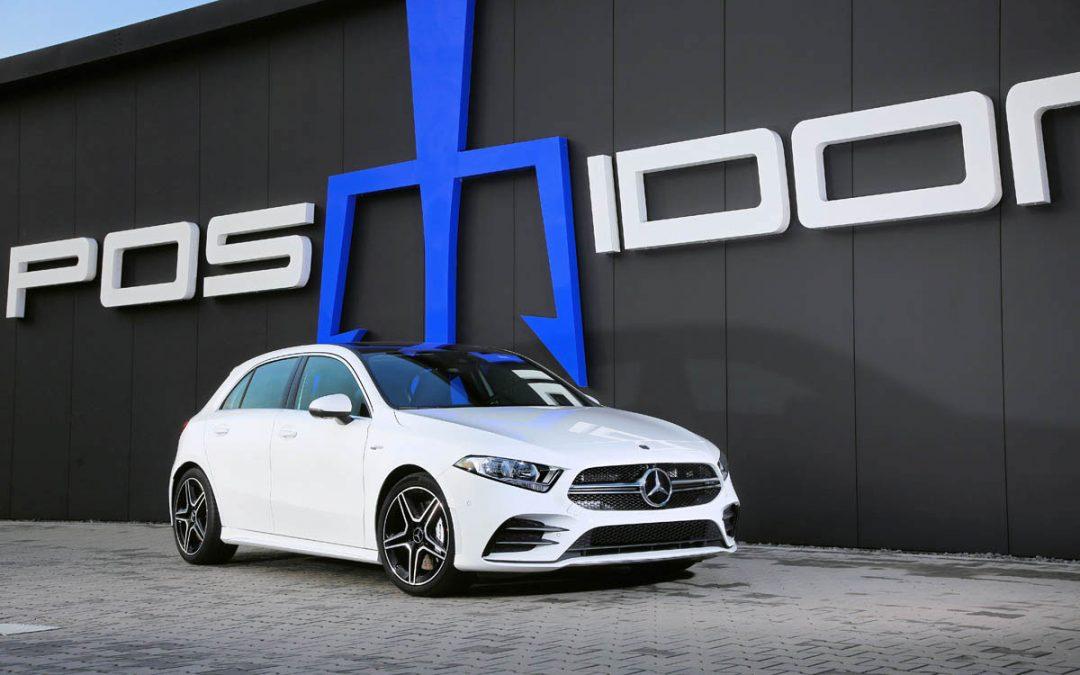 Posaidon Mercedes-AMG A 35 is ingetogen hyperhatch – Autoblog.nl