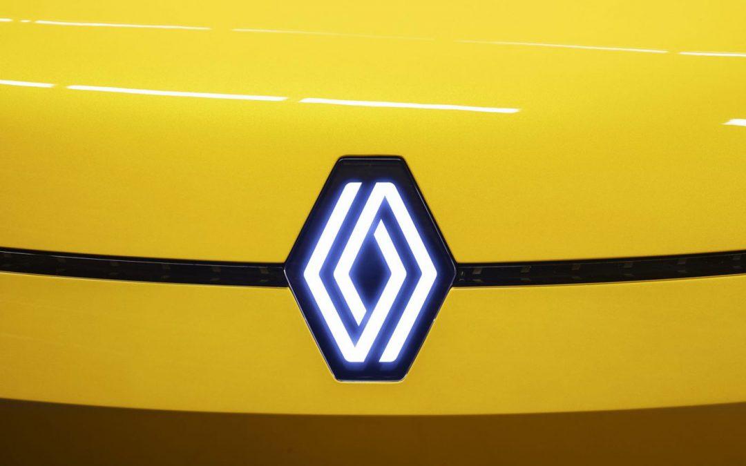 Dit is nu officieel het nieuwe logo van Renault – Autoblog.nl