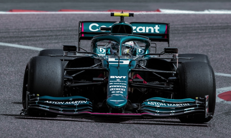 Tweede Formule 1-testdag: rode vlag voor Hamilton en Perez – Autoblog.nl