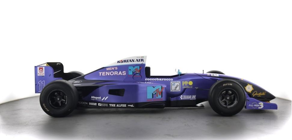 Koop deze fraaie F1 bolide en voel je Jos Verstappen – Autoblog.nl