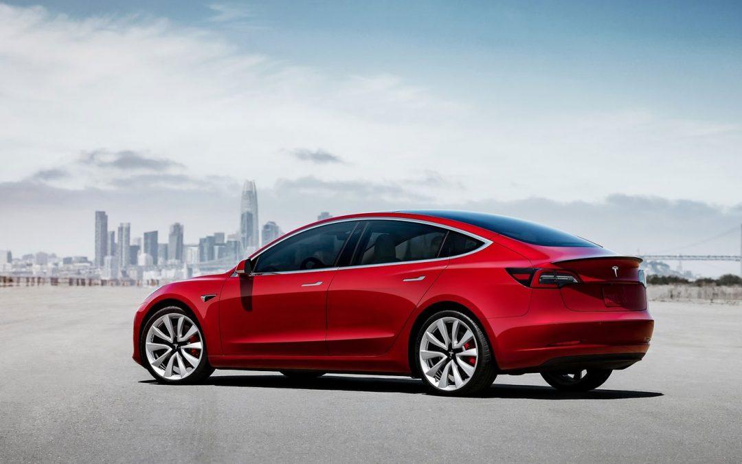 China is bang voor spionerende Tesla's – Autoblog.nl